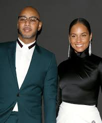 Swizz and Alicia