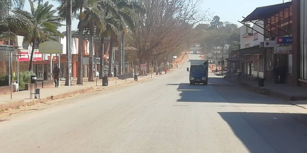 Chipinge 31 July Protests