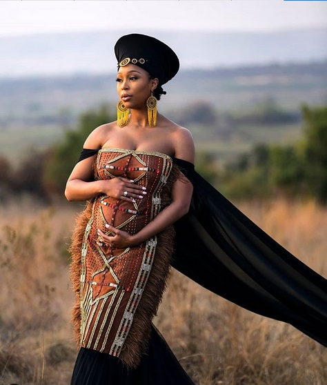 In Pictures: Minnie Dlamini Jones is pregnant